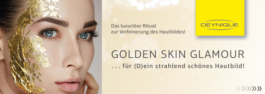 Golden Skin Glamour Ritual DEYNIQUE Cosmetics